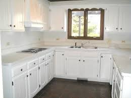 painted white cabinetsPhelps Kitchen Cabinet Refinishing