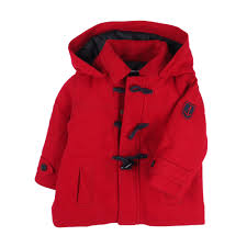 Red Coat By Jacadi Boys 12m Mila Malo
