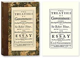 two treatises of government in the former the false principles  two treatises of government in the former the false principles and locke john