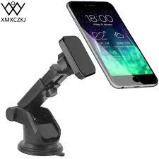 <b>XMXCZKJ Universal</b> 360 Rotation <b>Magnet Car</b> Windscreen Phone ...