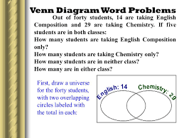 Venn Diagram Problem Solving Sets And Venn Diagrams Word Problems Wiring Diagram
