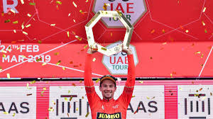 UAE Tour 2019: Primoz Roglic seals overall victory as Sam Bennett wins  Stage 7