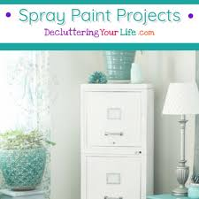 spray paint diy projects easy do it yourself ideas diyprojects gettingorganized organizationideasforthehome