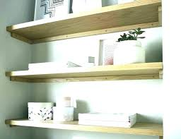 bookcase wall bookcase ikea thick floating shelves small canada