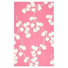 pink fl rug round rugs