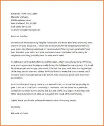thank you letter to donors formal donation letter charity letter template donation tips to