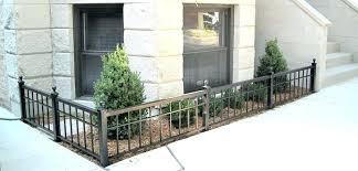 metal garden fencing metal garden fence small metal garden fence metal garden fence edging metal garden