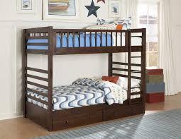 Joyous Sonoma Twin Wood Storage Bed ...