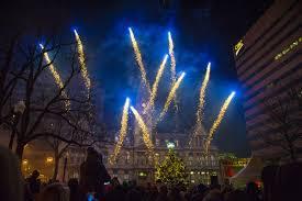 lighting pic. Fireworks At The Halifax Christmas Tree Lighting Pic