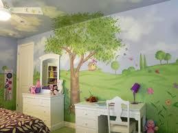 Kids Room Wall Paint Ideas