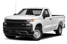 2019 Chevrolet Silverado 1500 Information Autoblog