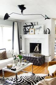 Interior Design Black And White Living Room 17 Best Images About Living Rooms On Pinterest Ottomans Modern