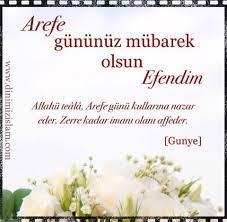 AREFE GÜNÜ VE GECESİ Arefe Günü,... - Müziksiz İlahiler