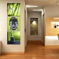 multi panel wall art copper world map canvas monuments