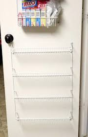 closetmaid over the door organizer full size of wire shelf cover systems over the door pantry closetmaid over the door organizer