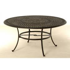 startling 60 inch round outdoor dining table 2