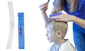 off on professional bangs hair cutti