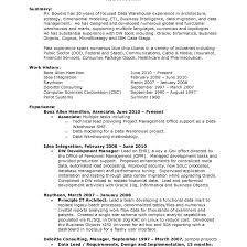 Warehouse Manager Resume Sample Resume Of Data Warehouse Manager manual qa tester cover letter 42
