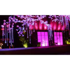 50 hanging crystals acrylic chandelier prism wedding decorations 50 pcs hanging chandelier acrylic crystals hanging garlands