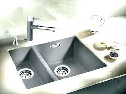 sinks reviews sink colors stainless steel kitchen white blanco silgranit canada