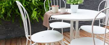 outdoor furniture white. 6 Ways To Use Your Outdoor Furniture Indoors\u2026 And Why You Should White