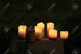 Romantic Lighting Romantic Lighting With Candles