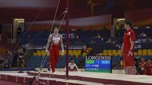 2018 artistic worlds uchimura a plicated e back we are gymnastics