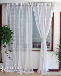 Online Get Cheap Cotton Lace Curtains Aliexpress Com Alibaba Group