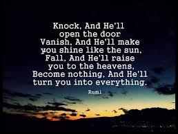 Rumi Quotes On Faith QuotesGram In My World Pinterest Rumi Amazing Ling Samantha Hindi Poem