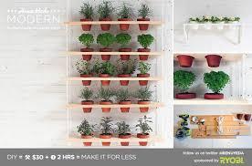 extraordinary vertical herb garden diy home made modern e hanging d i y postcard indoor pallet nz idea kit master singapore