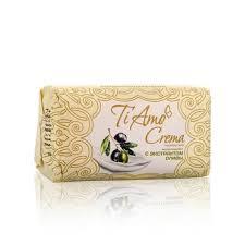 <b>Косметическое мыло Ti</b> amo crema с экстрактом оливы 140г ...