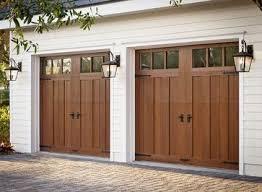 garage door lightsGreat exterior lights and garage doors Love Cool Energy House