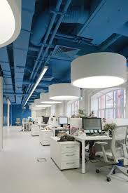 office space lighting. Gallery - OPTIMEDIA Media Agency Office / Nefa Architects 10 Space Lighting E