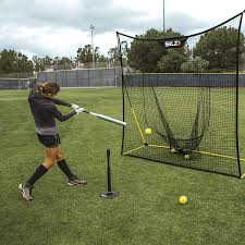 It\u0027s like having a backstop in front of you SKLZ Quickster Vault Net