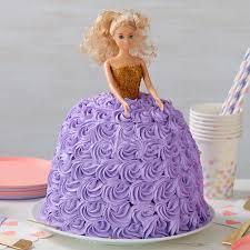Rosanna Pansino Lavender Dreams Doll Cake Wilton