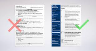Resume Template For Software Engineer Free Download Software