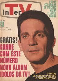 Intervalo Nº 155 - 1965 - Sérgio Cardoso/ Natal Dos Artistas - intervalo-n-155-1965-sergio-cardoso-natal-dos-artistas-14011-MLB236493120_8431-F