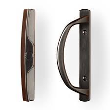 pocket door hardware. Sliding Door Lockset - Oil Rubbed Bronze Pocket Hardware