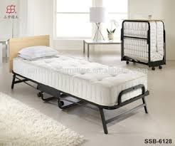 Cheap Industrial Commercial Metal Iron Single Fold out Bed Buy