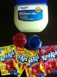 when i was growing up i rarely drank kool aid like all children at