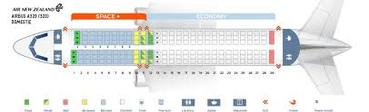 Air New Zealand 777 200 Seating Chart Air New Zealand Fleet Airbus A320 200 Details And Pictures