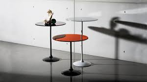 Tulip Table Designer Tulip Coffee Table In Glass Wood Or Ceramic Sovet