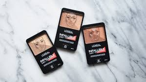 i feel that everything l oreal launches under their infallible pro line i end up liking their infallible pro matte foundation is one of my favorite long