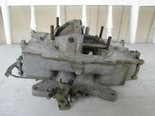 Autolite 4100 Cfm Chart Autolite Carburetors For 4100 For Sale Ebay