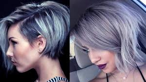 Short Grey Hair Style latest short grey hairstyles short grey hair pics youtube 5426 by wearticles.com