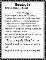 races paragraphs and essay for informational text based writing tpt races paragraphs and essay for informational text based writing