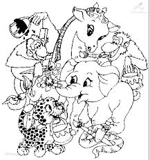 Small Picture Impressive Animals Coloring Pages KIDS Design 1967 Unknown