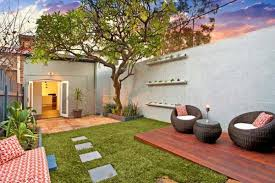Landscape Design For Small Backyards Unique Inspiration Ideas