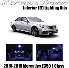 The 2013 e63 was just the kind of car for someone who was looking for a sports car but didn't want to stand out with an opulent cls and also didn't want to lose the elegance of a premium. Amazon Com Xtremevision Interior Led For Mercedes E350 E550 E63 Amg E Class Sedan 2010 2015 7 Pieces Blue Interior Led Kit Installation Tool Tool Automotive
