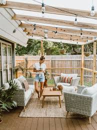 livvyland blog olivia watson before after outside patio